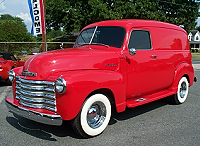 1951 CHEVROLET THIFT MASTER PANEL
